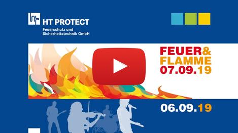 """HT Protect: Video Firmenfeier """"Feuer und Flamme"""""""
